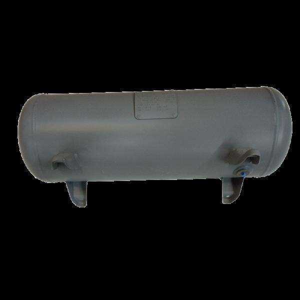 10-GALLON AIR RECEIVER TANK W/ MOUNTING FEET (A300047)